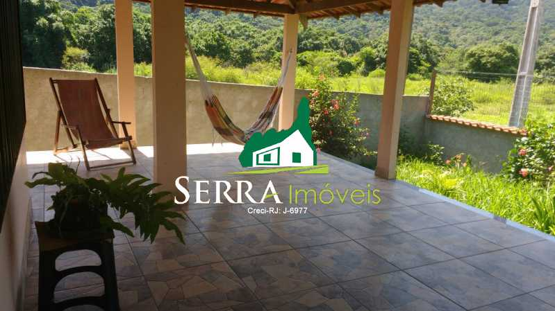 SERRA IMÓVEIS - Casa 2 quartos à venda Cotia, Guapimirim - R$ 450.000 - SICA20044 - 12