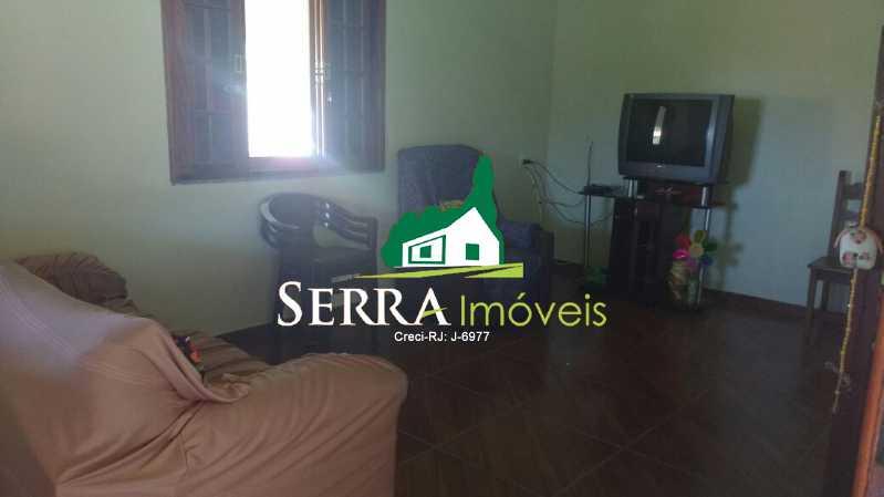 SERRA IMÓVEIS - Casa 2 quartos à venda Cotia, Guapimirim - R$ 450.000 - SICA20044 - 4