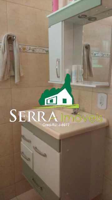 SERRA IMÓVEIS - Casa 2 quartos à venda Cotia, Guapimirim - R$ 450.000 - SICA20044 - 10
