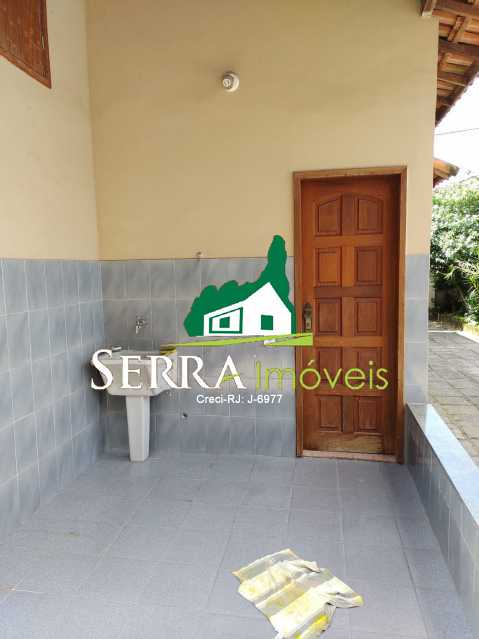 SERRA IMOVEIS - Casa 5 quartos à venda Cantagalo, Guapimirim - R$ 430.000 - SICA50003 - 13