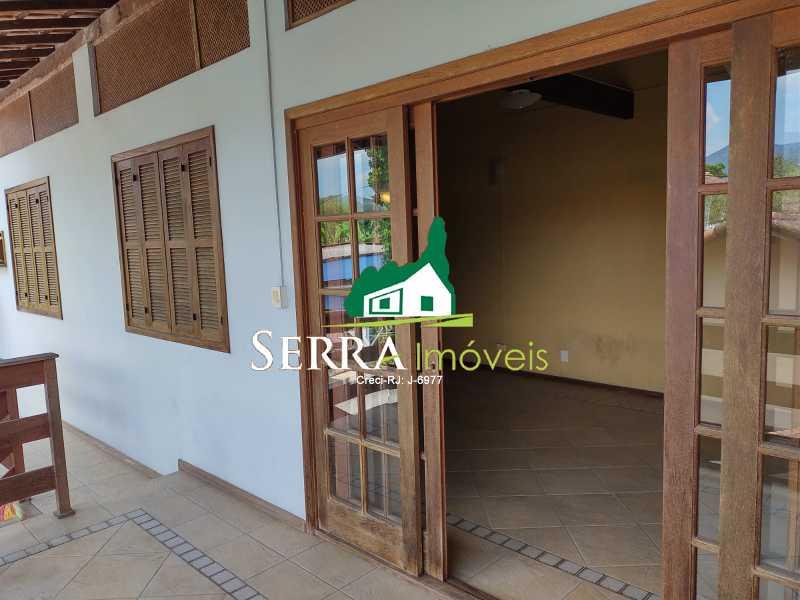 SERRA IMOVEIS - Casa 5 quartos à venda Cantagalo, Guapimirim - R$ 430.000 - SICA50003 - 16