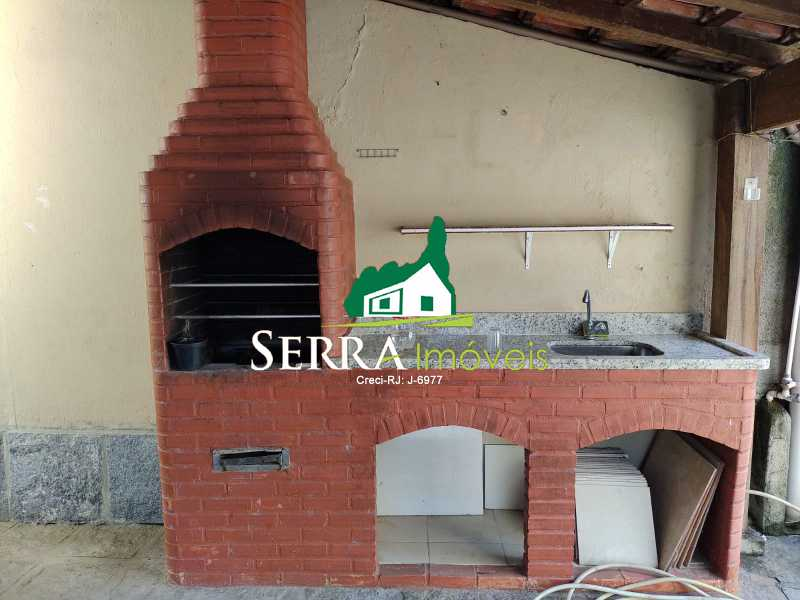 SERRA IMOVEIS - Casa 5 quartos à venda Cantagalo, Guapimirim - R$ 430.000 - SICA50003 - 19