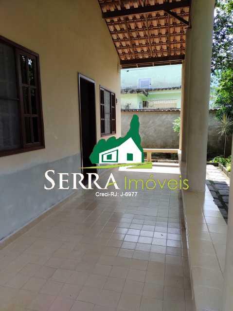 SERRA IMOVEIS - Casa 5 quartos à venda Cantagalo, Guapimirim - R$ 430.000 - SICA50003 - 4