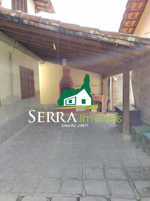 SERRA IMOVEIS - Casa 5 quartos à venda Cantagalo, Guapimirim - R$ 430.000 - SICA50003 - 11