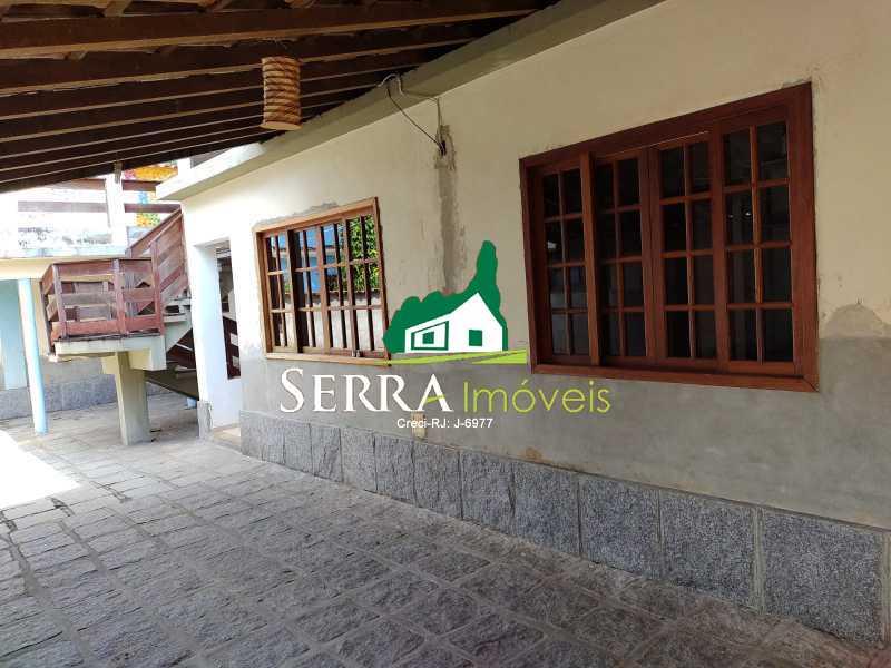 SERRA IMOVEIS - Casa 5 quartos à venda Cantagalo, Guapimirim - R$ 430.000 - SICA50003 - 5