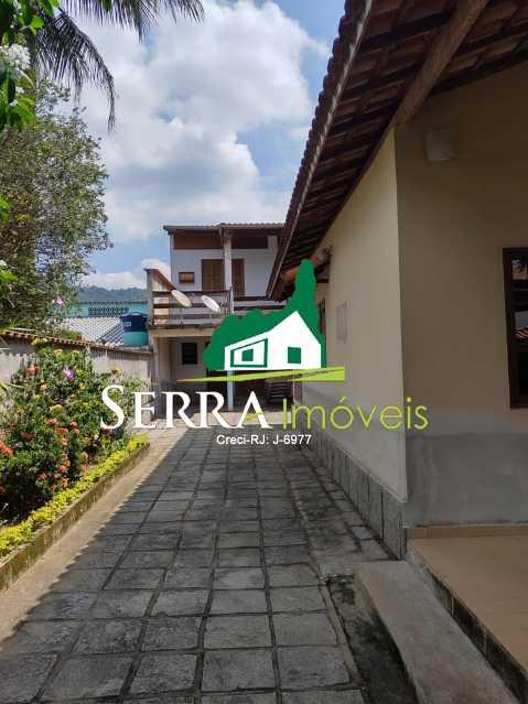 SERRA IMOVEIS - Casa 5 quartos à venda Cantagalo, Guapimirim - R$ 430.000 - SICA50003 - 7