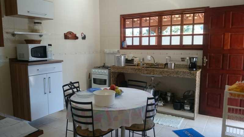 SERRA IMÓVEIS - Casa em Condomínio 4 quartos à venda Cotia, Guapimirim - R$ 690.000 - SICN40011 - 8