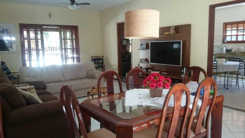 SERRA IMÓVEIS - Casa em Condominio À Venda - Cotia - Guapimirim - RJ - SICN40011 - 7
