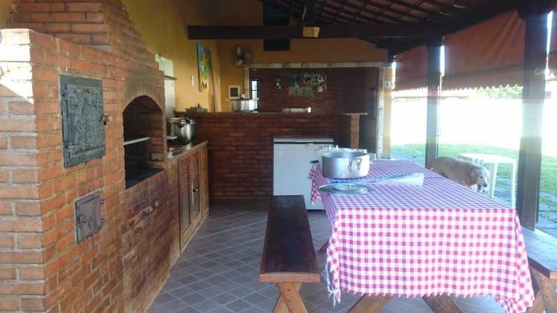 SERRA IMÓVEIS - Casa em Condomínio 4 quartos à venda Cotia, Guapimirim - R$ 690.000 - SICN40011 - 22