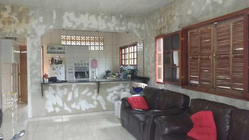 SERRA IMÓVEIS - Casa 2 quartos à venda Cotia, Guapimirim - R$ 360.000 - SICA20006 - 4