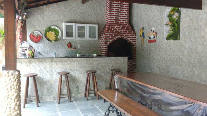 SERRA IMÓVEIS - Sítio 3033m² à venda Parada Ideal, Guapimirim - R$ 1.200.000 - SISI60001 - 16