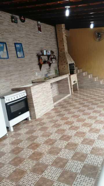 SERRA IMÓVEIS - Casa em Condomínio 4 quartos à venda Caneca Fina, Guapimirim - R$ 470.000 - SICN40007 - 24