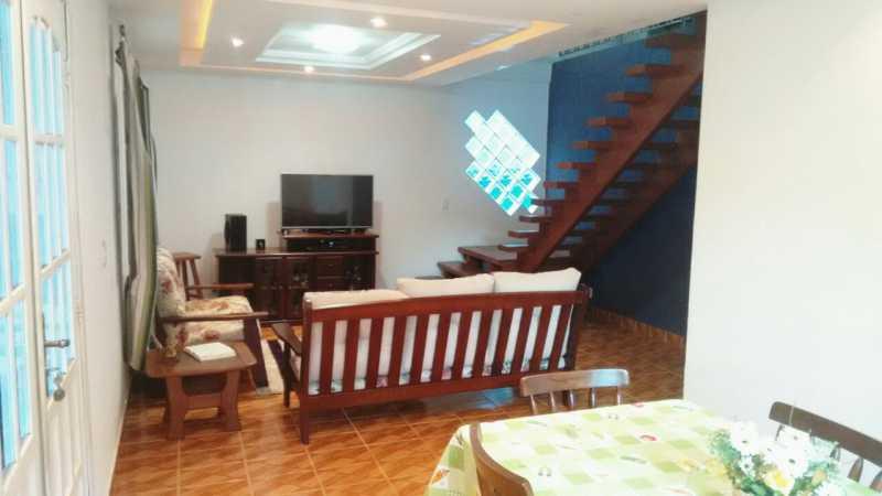 SERRA IMÓVEIS - Casa em Condomínio 4 quartos à venda Caneca Fina, Guapimirim - R$ 470.000 - SICN40007 - 4
