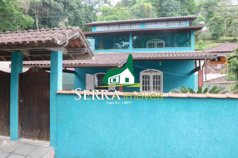SERRA IMÓVEIS - Casa em Condomínio 4 quartos à venda Caneca Fina, Guapimirim - R$ 470.000 - SICN40007 - 1