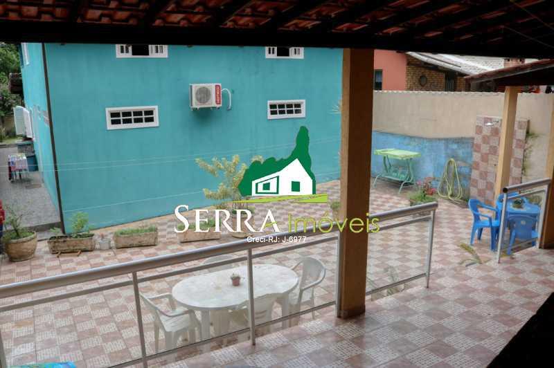 SERRA IMÓVEIS - Casa em Condomínio 4 quartos à venda Caneca Fina, Guapimirim - R$ 470.000 - SICN40007 - 25
