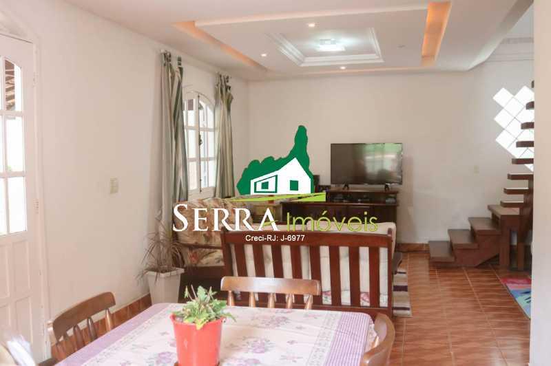 SERRA IMÓVEIS - Casa em Condomínio 4 quartos à venda Caneca Fina, Guapimirim - R$ 470.000 - SICN40007 - 3