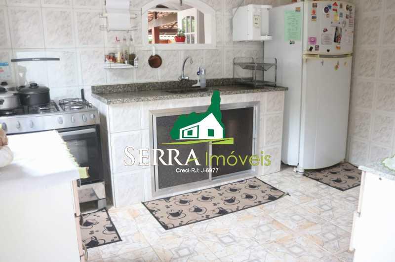 SERRA IMÓVEIS - Casa em Condomínio 4 quartos à venda Caneca Fina, Guapimirim - R$ 470.000 - SICN40007 - 19