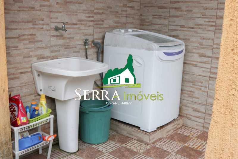 SERRA IMÓVEIS - Casa em Condomínio 4 quartos à venda Caneca Fina, Guapimirim - R$ 470.000 - SICN40007 - 26
