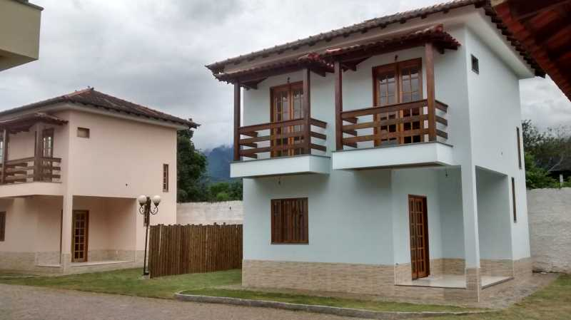 SERRA IMÓVEIS - Casa de Vila 2 quartos à venda Quinta Mariana, Guapimirim - R$ 290.000 - SICV20001 - 7