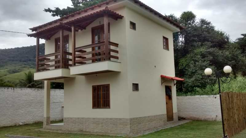 SERRA IMÓVEIS - Casa de Vila 2 quartos à venda Quinta Mariana, Guapimirim - R$ 290.000 - SICV20001 - 1