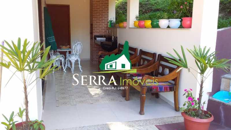 SERRA IMÓVEIS - Casa em Condomínio 3 quartos à venda Caneca Fina, Guapimirim - R$ 490.000 - SICN30003 - 19