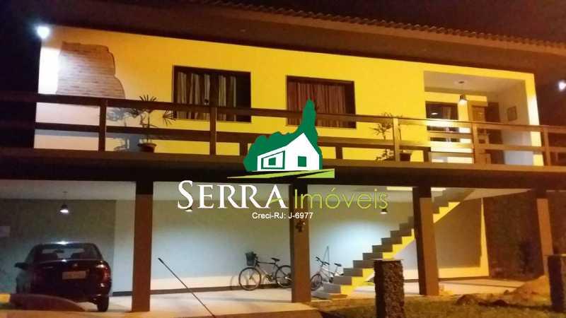 SERRA IMÓVEIS - Casa em Condomínio 3 quartos à venda Caneca Fina, Guapimirim - R$ 490.000 - SICN30003 - 1