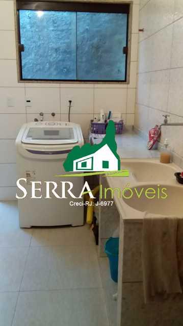 SERRA IMÓVEIS - Casa em Condomínio 3 quartos à venda Caneca Fina, Guapimirim - R$ 490.000 - SICN30003 - 21