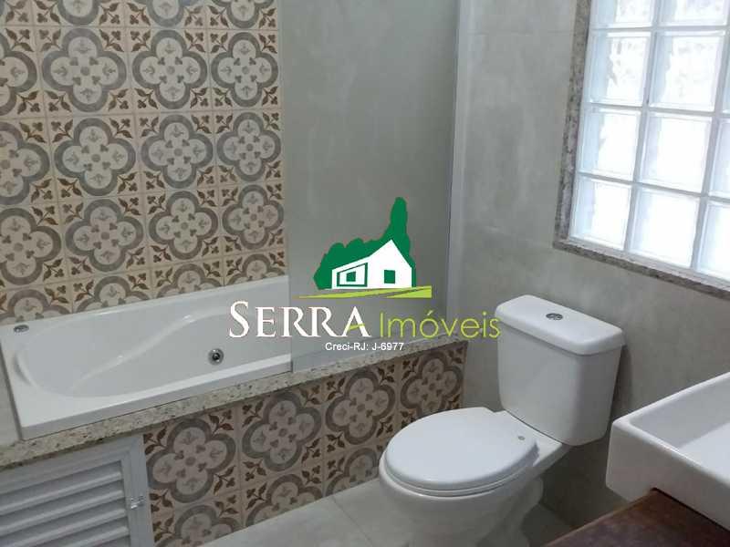 SERRA IMÓVEIS - Casa em Condomínio 3 quartos à venda Caneca Fina, Guapimirim - R$ 490.000 - SICN30003 - 12