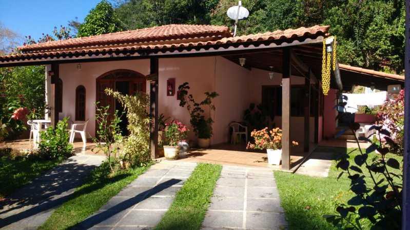 SERRA IMÓVEIS - Casa em Condominio À Venda - Caneca Fina - Guapimirim - RJ - SICN30004 - 1