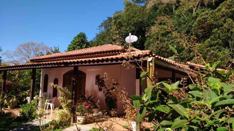 SERRA IMÓVEIS - Casa em Condomínio 3 quartos à venda Caneca Fina, Guapimirim - R$ 460.000 - SICN30004 - 3