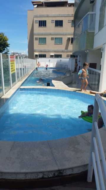 SERRA IMÓVEIS - Apartamento 3 quartos à venda Parque Riviera, Cabo Frio - R$ 450.000 - SIAP30001 - 1