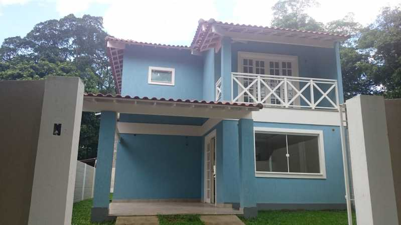 SERRA IMÓVEIS - Casa À VENDA, Caneca Fina, Guapimirim, RJ - SICA30008 - 1