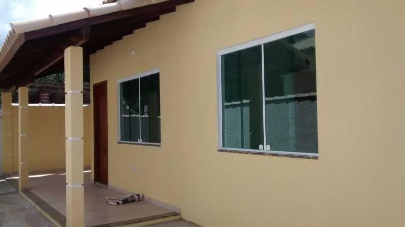 SERRA IMÓVEIS - Casa À VENDA, Quinta Mariana, Guapimirim, RJ - SICA20010 - 1