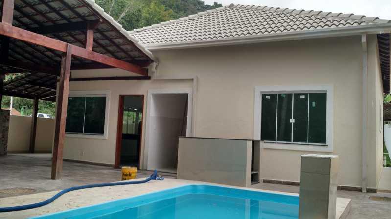 SERRA IMÓVEIS - Casa em Condomínio 3 quartos à venda Caneca Fina, Guapimirim - R$ 450.000 - SICN30005 - 3