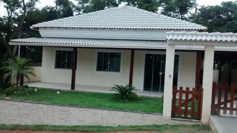 SERRA IMÓVEIS - Casa em Condomínio 3 quartos à venda Caneca Fina, Guapimirim - R$ 450.000 - SICN30005 - 1