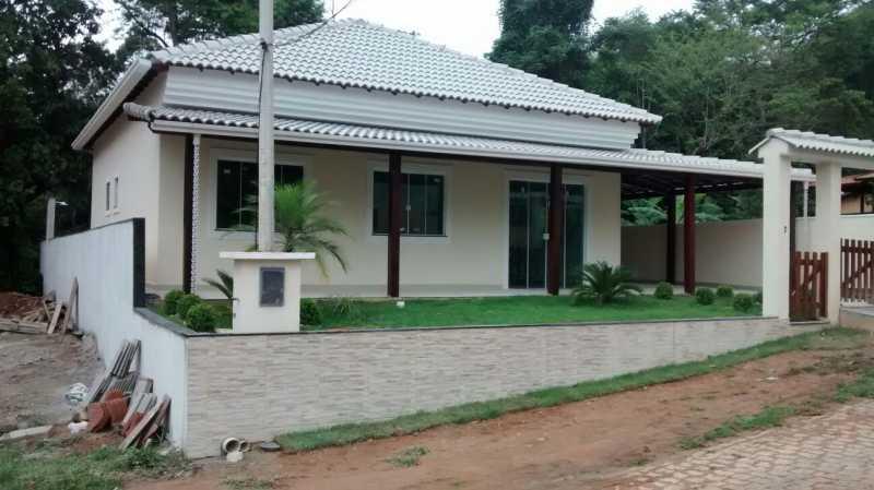 SERRA IMÓVEIS - Casa em Condomínio 3 quartos à venda Caneca Fina, Guapimirim - R$ 450.000 - SICN30005 - 30
