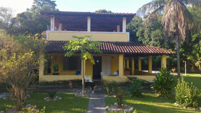 SERRA IMÓVEIS - Sítio à venda Quinta Mariana, Guapimirim - R$ 480.000 - SISI30001 - 1