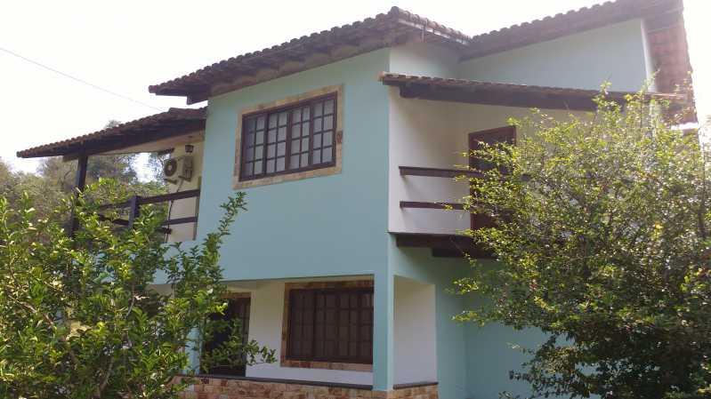SERRA IMÓVEIS - Casa em Condominio À VENDA, Limoeiro, Guapimirim, RJ - SICN30007 - 1