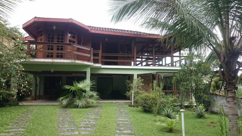 SERRA IMÓVEIS - Casa em Condominio À VENDA, Corujas, Guapimirim, RJ - SICN30009 - 1