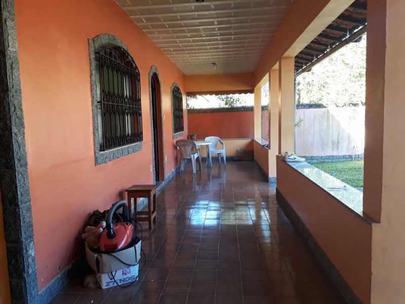 SERRA IMÓVEIS - Casa em Condominio À Venda - Limoeiro - Guapimirim - RJ - SICN30010 - 4