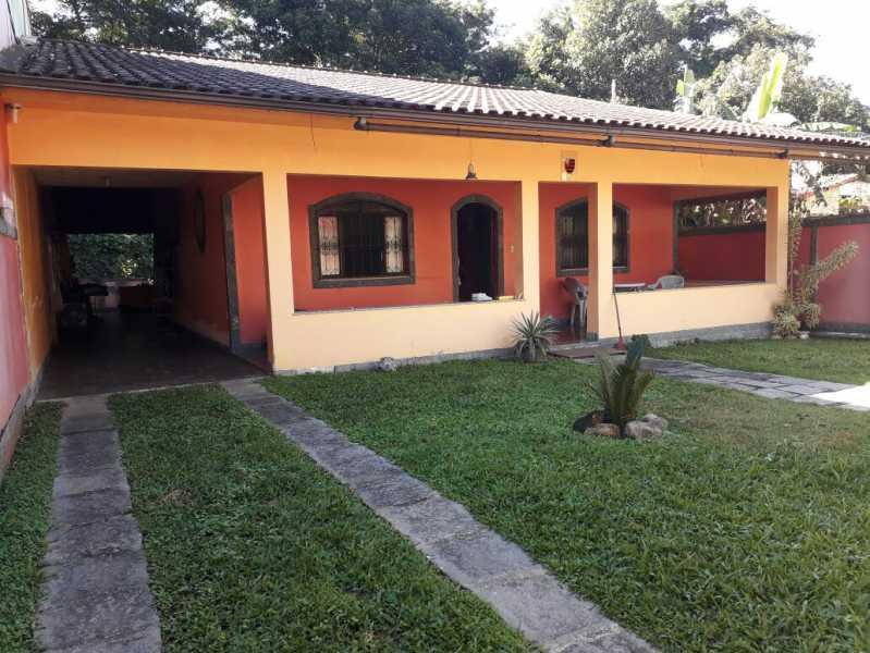 SERRA IMÓVEIS - Casa em Condominio À Venda - Limoeiro - Guapimirim - RJ - SICN30010 - 1
