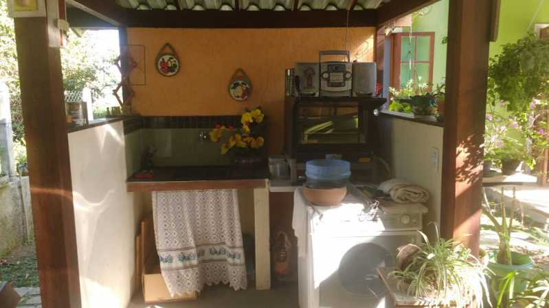 SERRA IMÓVEIS - Casa em Condominio À Venda - Limoeiro - Guapimirim - RJ - SICN40012 - 23