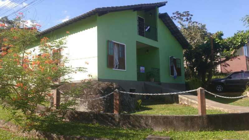 SERRA IMÓVEIS - Casa em Condominio À Venda - Limoeiro - Guapimirim - RJ - SICN40012 - 1