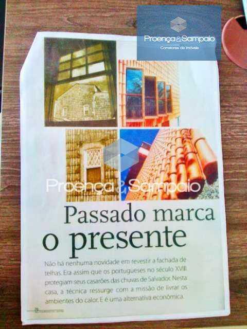 FOTO1 - Casa em Condomínio 4 quartos à venda Salvador,BA - R$ 1.900.000 - PSCN40073 - 3