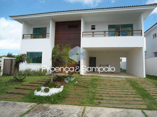 FOTO1 - Casa em Condomínio 4 quartos à venda Camaçari,BA - R$ 1.000.000 - PSCN40053 - 3