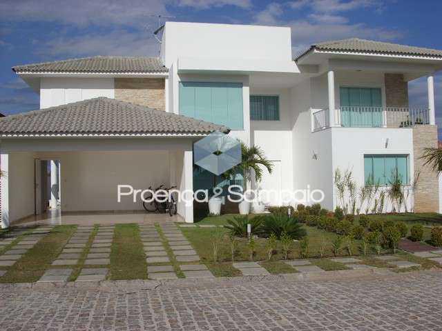 FOTO0 - Casa em Condomínio 4 quartos à venda Camaçari,BA - R$ 1.650.000 - PSCN40052 - 1