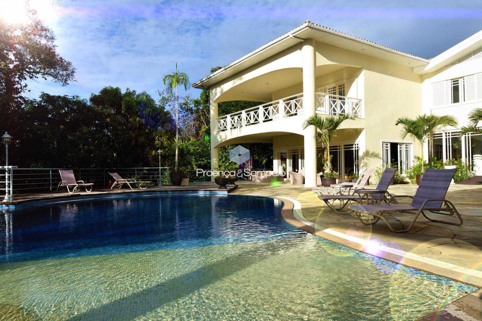 FOTO0 - Casa em Condomínio 5 quartos à venda Lauro de Freitas,BA - R$ 6.000.000 - PSCN50015 - 1