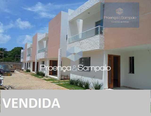 FOTO0 - Casa em Condomínio 4 quartos à venda Lauro de Freitas,BA - R$ 400.000 - PSCN40005 - 1