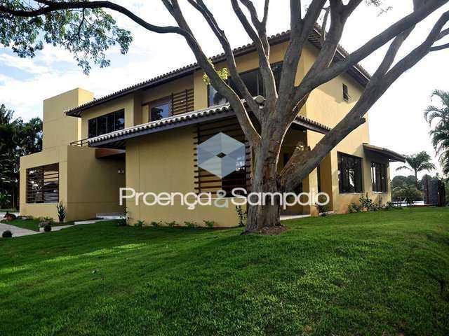 FOTO0 - Casa em Condomínio 4 quartos à venda Lauro de Freitas,BA - R$ 2.000.000 - PSCN40045 - 1