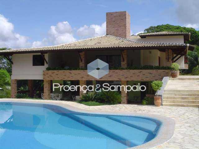 FOTO0 - Casa em Condomínio 6 quartos à venda Lauro de Freitas,BA - R$ 2.800.000 - PSCN60006 - 1